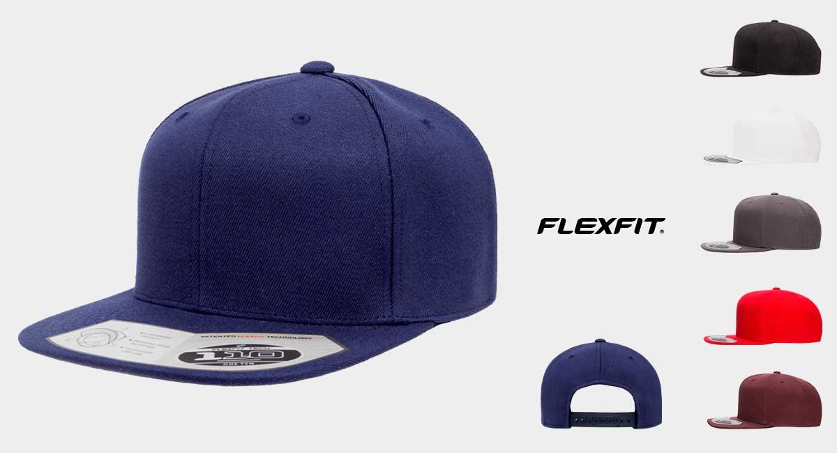 flexfit 110 premium snapback lippis