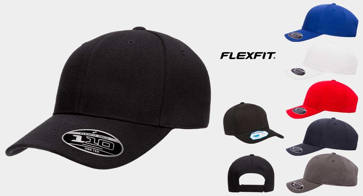 flexfit 110 pro-formance baseball lippis