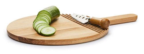 puinen liikelahja leikkuulauta
